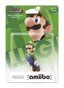 Nintendo amiibo Super Smash Bros Luigi