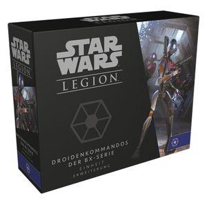 FFGD4666 - Droidenkommandos der BX-Serie: Star Wars Legion, ab 14 Jahren (Erweiterung, DE-Ausgabe)