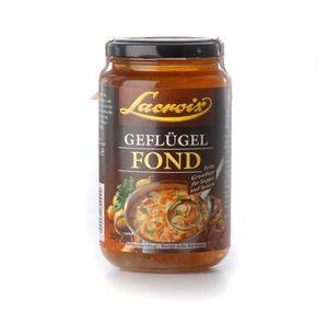 Lacroix Fond mit Geflügelaroma für Suppen und Soßen (400ml Glas)