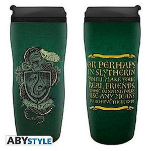 ABYstyle - Harry Potter - Slytherin Reisebecher