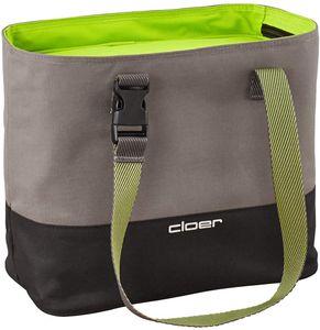 cloer Isoliertasche Lunch Care System Lunchbag Isolierfunktion 9L Grün