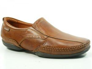 Pikolinos Schuhe Herren Slipper Halbschuhe Mokassin Puerto Rico, Schuhgröße:43