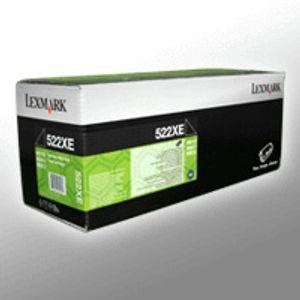 Lexmark 522X - Besonders hohe Ergiebigkeit - Schwarz - Original - Tonerpatrone LCCP, LRP - für Lexmark MS811dn, MS811dtn, MS811n, MS812de, MS812dn, MS812dtn