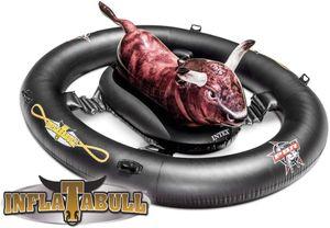 INTEX InflataBull Badeinsel Wasser-Rodeo aufblasbar