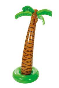 Knorrtoys Wassersprayer Cocosnut aufblasbare Palme Wassersprüher