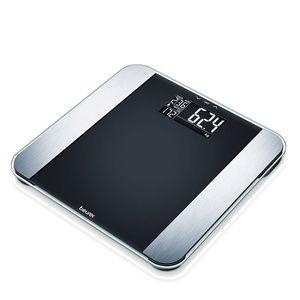 Beurer BF LE Limited Edition Glas-Diagnosewaage Körperfettwaage Kalorienanzeige