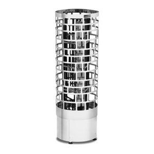 Uniprodo Saunaofen - 6 kW - Säulenofen - 30 bis 110 °C