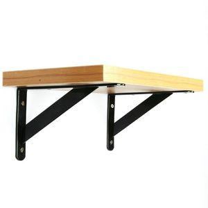 6er-Set Eisen Regalträger Regalsystem für Regalwinkel ( 90 Grad Winkel )