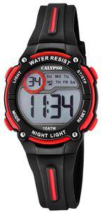 Calypso Kinderuhr Jugenduhr Digital Armbanduhr K6068/6