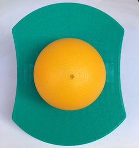 RKS LOLO Ball  - Hüpfball mit Pumpe, Durchmesser Moonhopper  ca. 37 cm