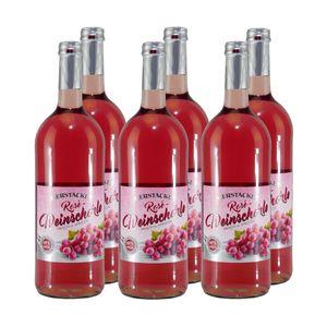 Gerstacker Weinschorle Rosé (6 x 1,0L) 5,00% vol. 6 L