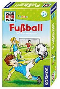 Kosmos Was ist Was - Junior Fußball