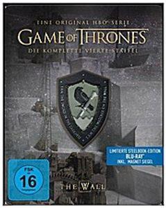 Game of Thrones - Season 4 (Steelbook)