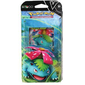 Pokemon Sammelkartenspiel: Themendeck - Bisaflor-V