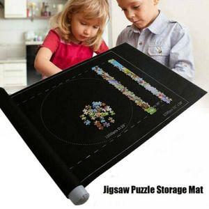 66 x 117 cm Puzzlematten Puzzle Mappe Puzzlematten für Lernspielzeuge Puzzle von 300 bis 1500 Teilen Puzzle Filz Kinder Spielzeug YZ25