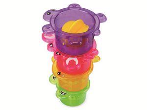 badespielzeug Stapelturm 4-teilig