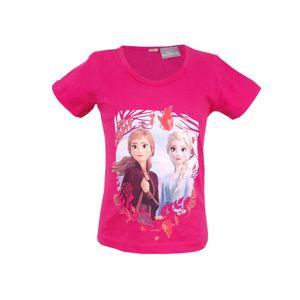 Disney Die Eiskönigin T-Shirt Pink 98