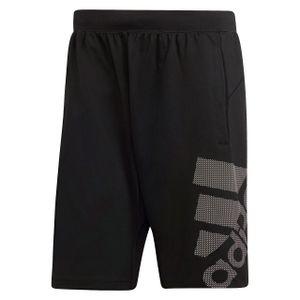 adidas Herren Sporthose 4KRFT Shorts Graphic Schwarz M