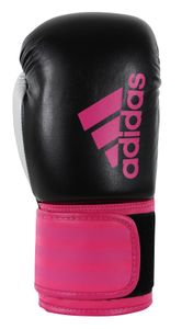 adidas Hybrid 100 Dynamic Fit black/shock pink/silver 10 Oz, ADIHDF100