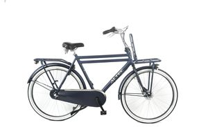 28 Zoll Hollandrad Herren Altec Retro 3 Gänge Rollenbremsen Jeans Blau 58 cm Rahmengröße