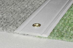0,93 Meter | Übergangsprofile | Alu | eloxiert | Effector | 30x2mm | A02, Farbe:Silber