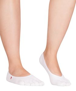 Knitido Track & Trail Zero Füßlinge, Größe:39-42, Farbe:weiß (002)