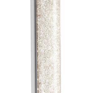 RGB LED Kristall Stehleuchte, Fernbedienung, H 120 cm, LUGO