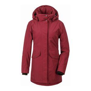 Didriksons Sanna Womens Parka - Wintermantel, Größe_Bekleidung_NR:38, Didriksons_Farbe:velvet red