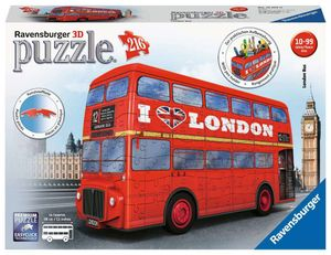London Bus Ravensburger 12534
