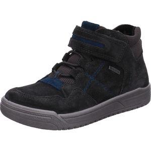 Superfit Stiefel, Größe:36, Farbe:grau blau
