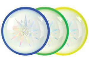 Aerobie Wurfscheibe Skylighter, LED- Fisbee für das Spiel bei Dunkelheit, Ø30.5cm