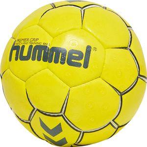 hummel Premier Grip Handball yellow/white 1