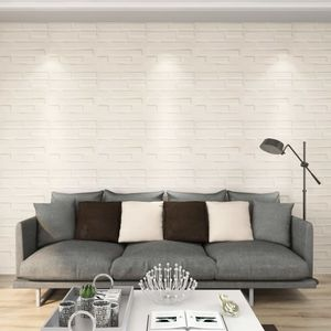beraes Wandpaneele 24 Stk. 3D 0,5×0,5 m 6 m²