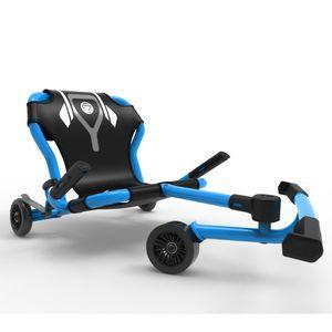 EzyRoller Classic X Kinderfahrzeug Dreirad Sitz Spielzeug, Farbe:blau