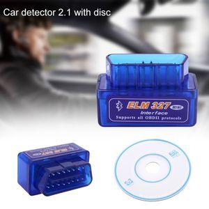Auto Elm327 Wifi Obd2 Scanner Bluetooth Tester