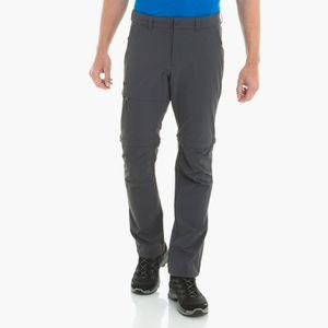 Schöffel Pants Koper1 Zip Off, Größe:60, Farbe:asphalt