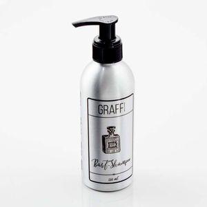 200 ml Graff Bartshampoo for Men natürlich - vegan - GM-001