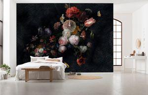 "Komar Vlies Fototapete ""Amsterdam Flowers "" - Größe: 350 x 250 cm (Breite x Höhe), 7 Bahnen"