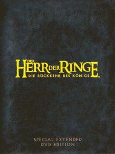 Der Herr der Ringe - Die Rückkehr des Königs (Special Extended Edition) (4 DVDs)