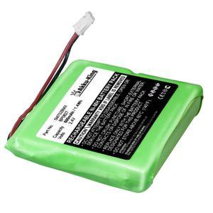 Akku kompatibel mit T-Com 5M702BMX - Ni-MH 600mAh - für Sinus A201, A702