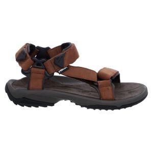 TEVA Herren Trekkingsandalen Terra Fi Lite Leather brown 43