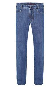 Joker- Herren 5-Pocket Jeans - bequeme Form - Artikel Clark  (1282242), Größe:36/34, Farbe:dark stoned (0055)
