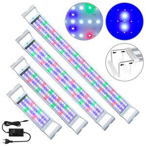 LZQ 25W LED Aquarium RGB Beleuchtung für 95cm-115cm Aquarium