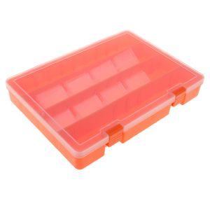 Aufbewahrungssortiment Für Elektronische Bauelemente Transparenter Werkzeugkasten 23 Wert