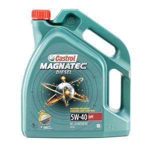 5 Liter CASTROL 5W-40 Magnatec Diesel DPF MB 229.31 VW 502 00 Ford WSS-M2C917-A Fiat 9.55535-S2 VW 505 01 VW 505 00