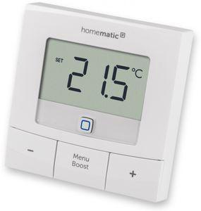 Homematic IP Wandthermostat - basic Smart Home weiß - wie neu
