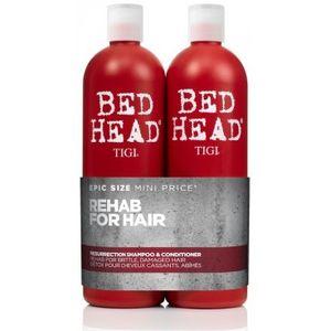 Tigi Bed Head Resurrection Pack 2 x 750 ML