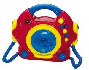 AEG CDK 4229 Kids Line tragbarer CD-Player