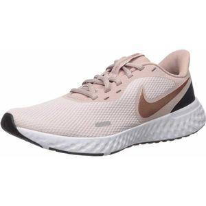 Nike Damen Sneaker Sneaker Low Textil rose 42