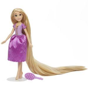 Disney Princesses - Disney Princess Rapunzel Puppe mit langen Haaren